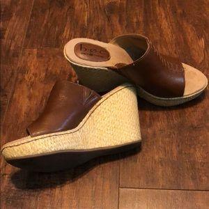 b.o.c Born shoes size 6